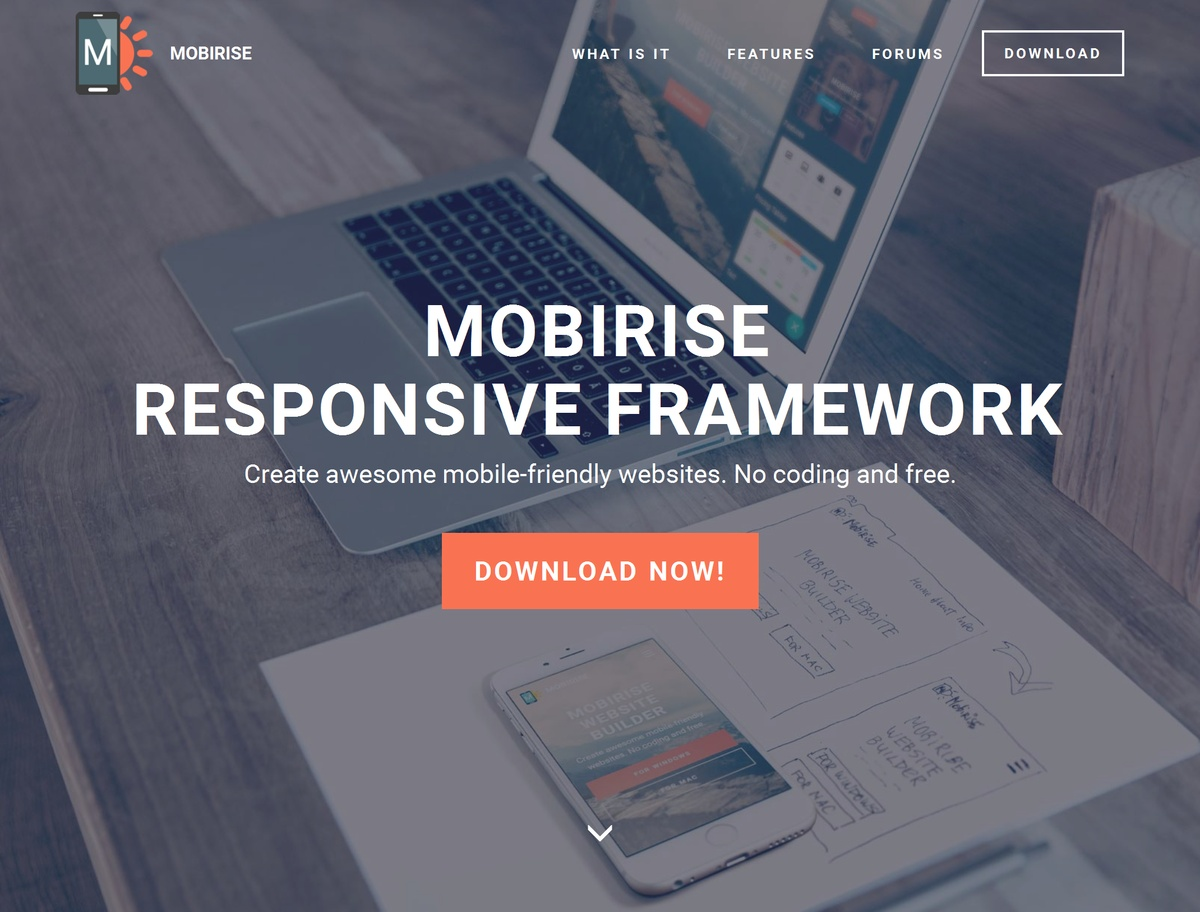 HTML Responsive  Template
