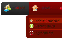 Collapse Down Menu Flash menu vertical en javascript ejemplos