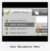 Navigation Menu Templates java drop down menu tutorial