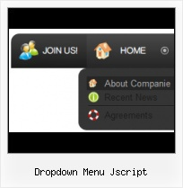 Vertical Menu Template Toggle javascript pop up menu tutorial