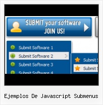 Javascript Slide Side Menu list menu java script switch case
