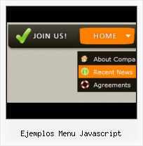 Java Menubar Tutorial javascript framework slide in menu