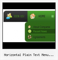 Horizontal Tab Menu Jquery menu tree web template