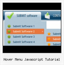 Javascript Menu Flyout flash mouseover menu tutorial