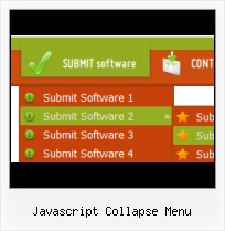 Menu Javascript Lateral menu based program java code