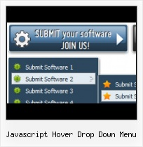 Menu Desplegable Java javascript menu fly out