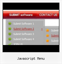 Php Jump Menu javascript onclick menus with transition effects