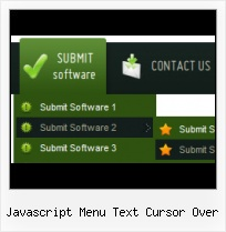 Javascript Menu Animation right click popup menu java text