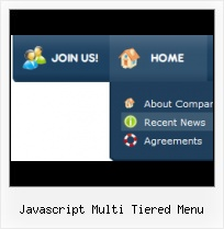 Java Menu Example free ajax menu template