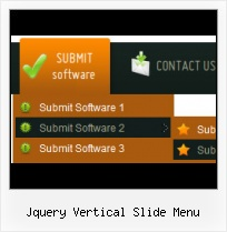 Javascript Folding Menu css profesional menu desplegable vertical
