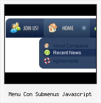 Horizontal Menu Ajax opera javascript context menu overlap
