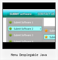 Horizontal Menu With Rounded Corners Java free 2009 javascript menu with submenu