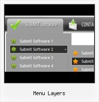 Slide Menu Bar collaps menu javascript