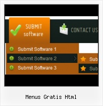 Descargar Menus Desplegables Gratis html verticle menu bar with frames