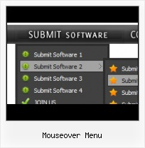 Onmouseover Menu With Image dynamic restaurant menu script