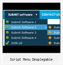 Menu Java Script Ejemplos menus despegables en java