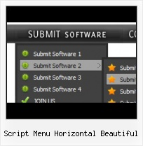 Free Dhtml Menu And Submenu Buttons descargar menus desplegables en flash
