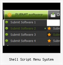 Javascript Vertical Slide Menu sub menu in html web page