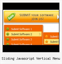 Web 2 0 Side Menu window style menu bar using javascript