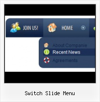 Menu Bar Icefaces Vista Style code for vertical menu collapse