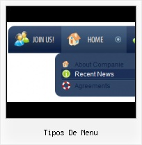 Sliding Icon Menu cross browser javascript floeting menu