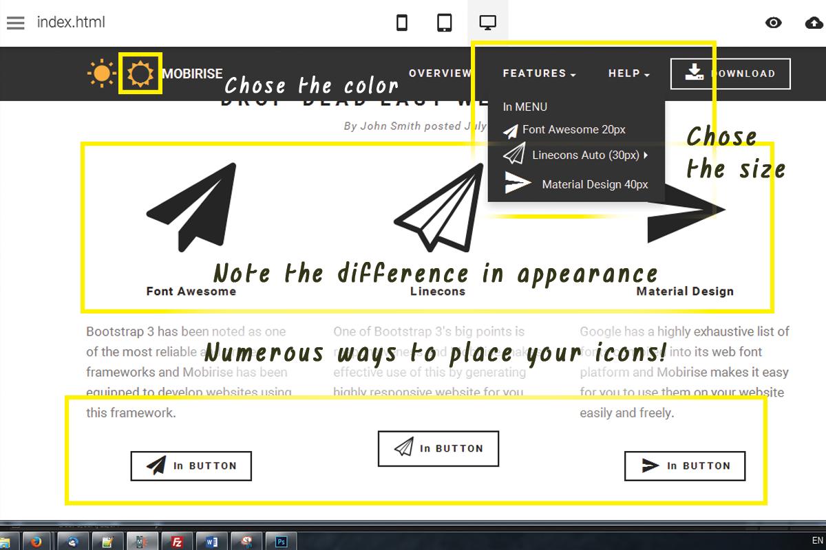 Best HTML Web Building Software