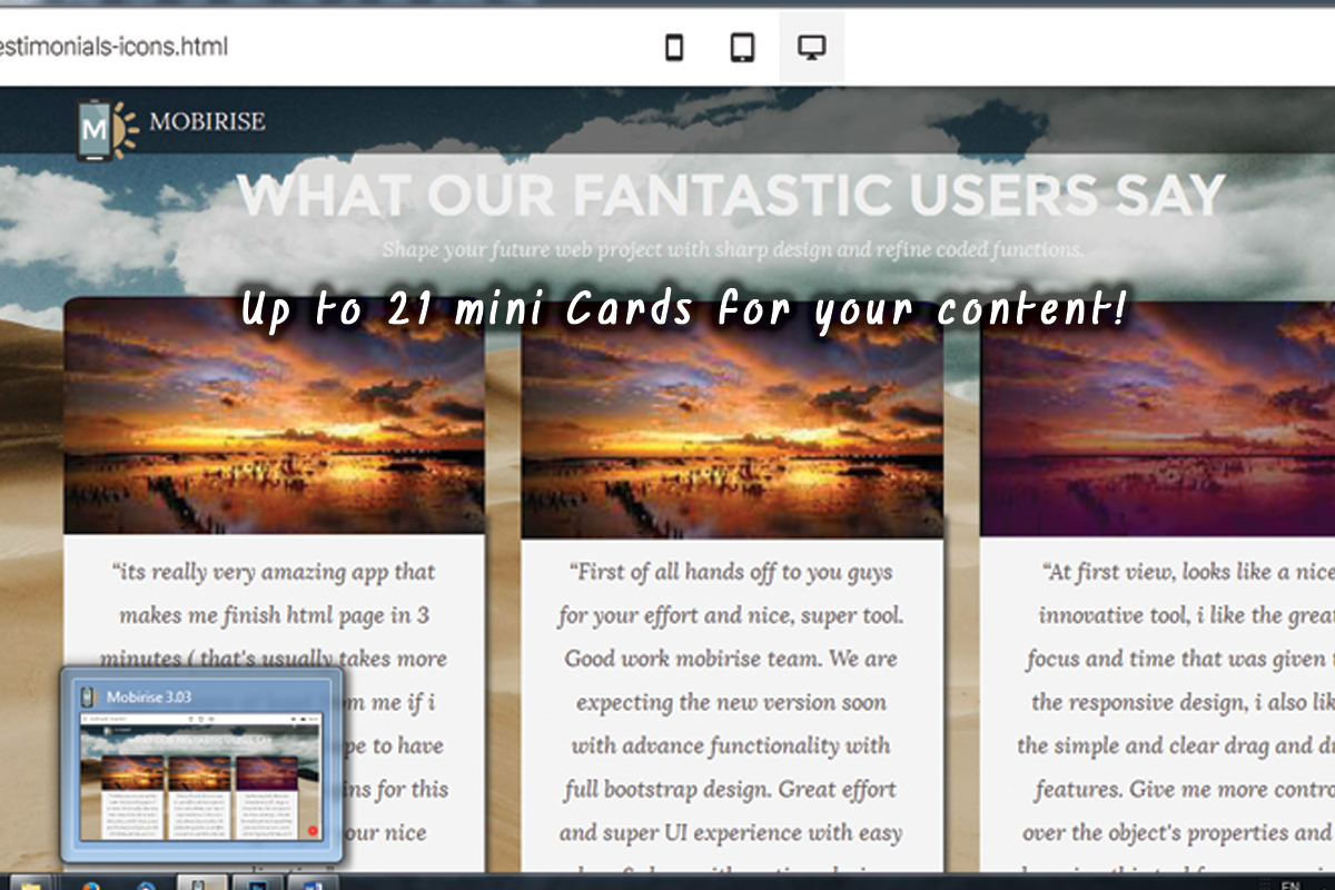 Simple Offline Site Designing Software Review