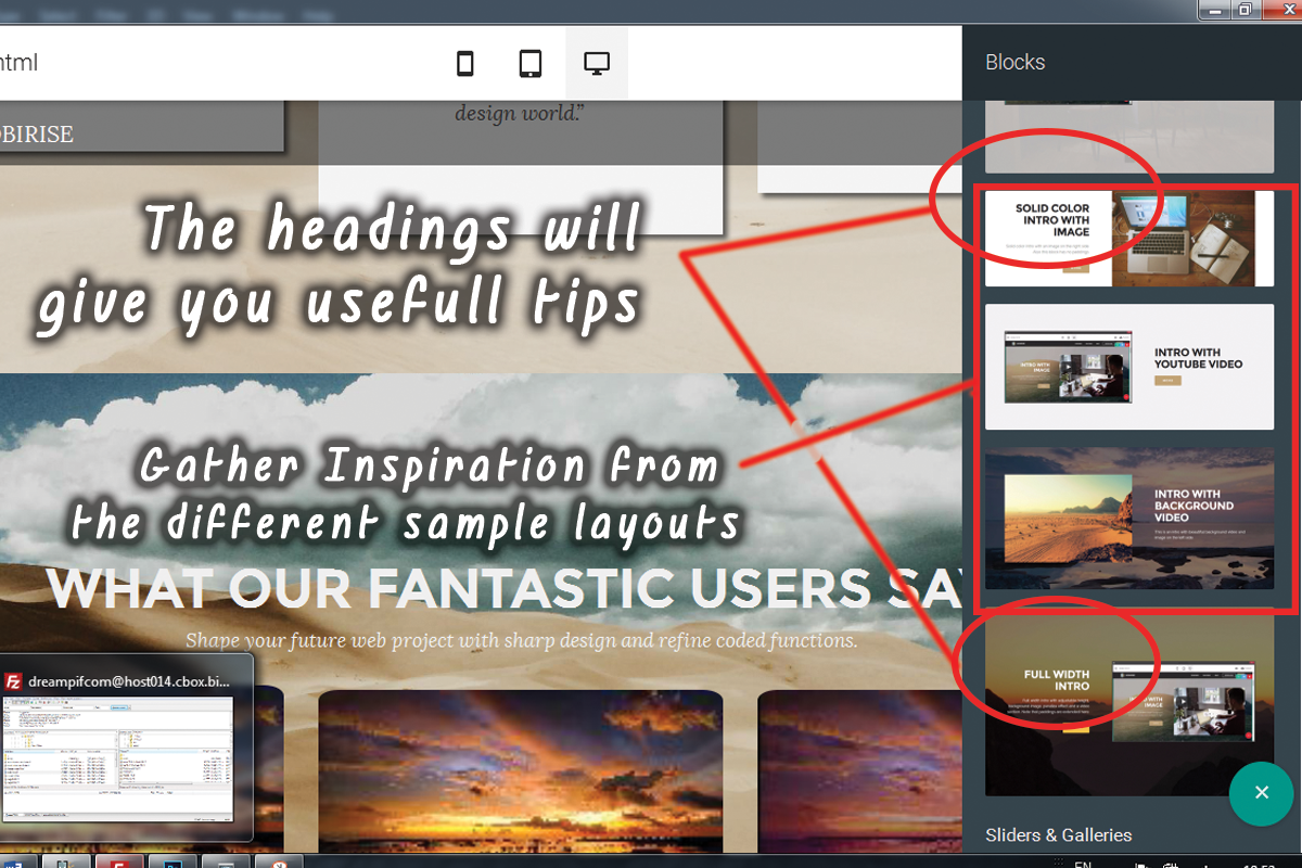 Top Free Website Builder