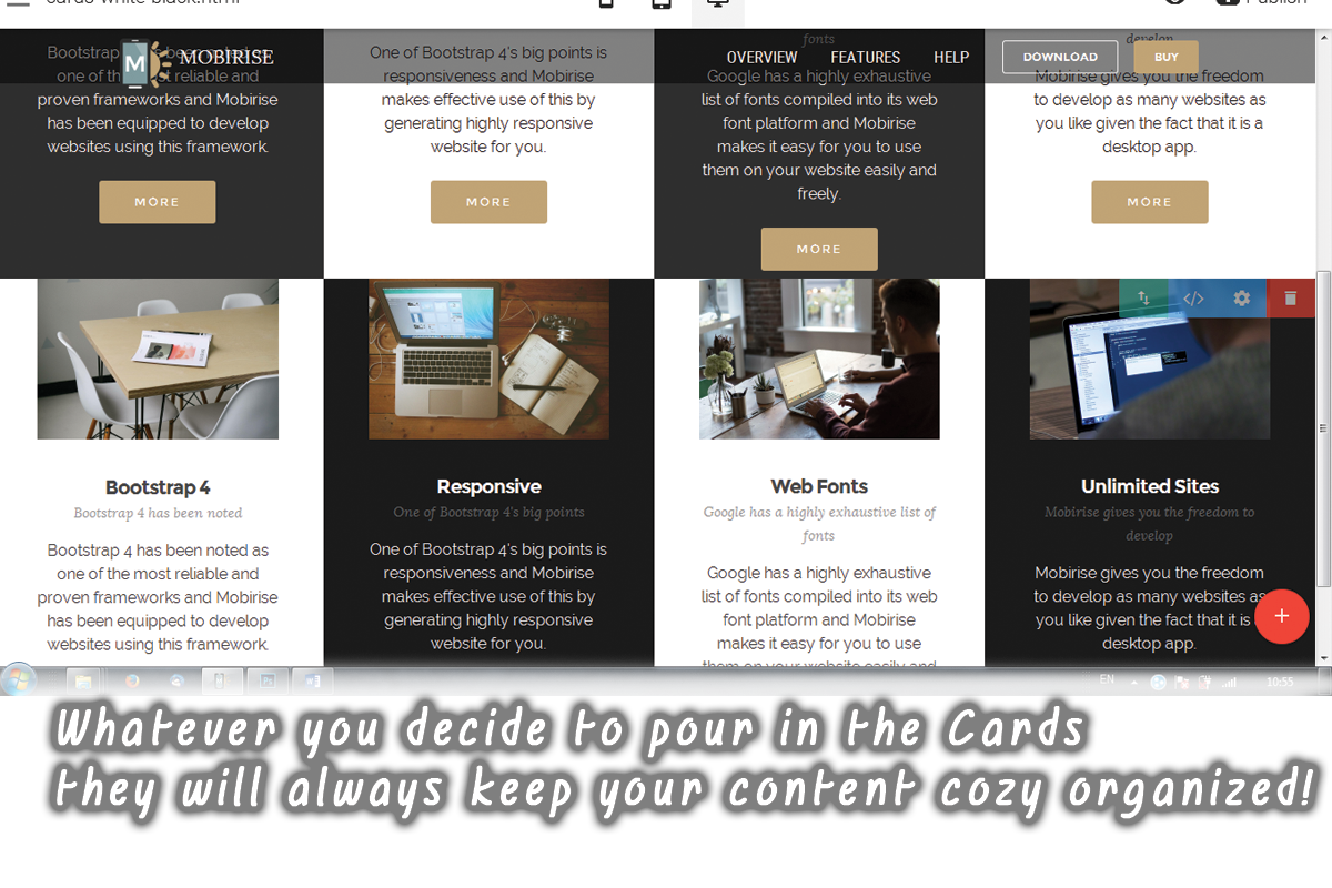 WYSIWYG Website Design Software Download