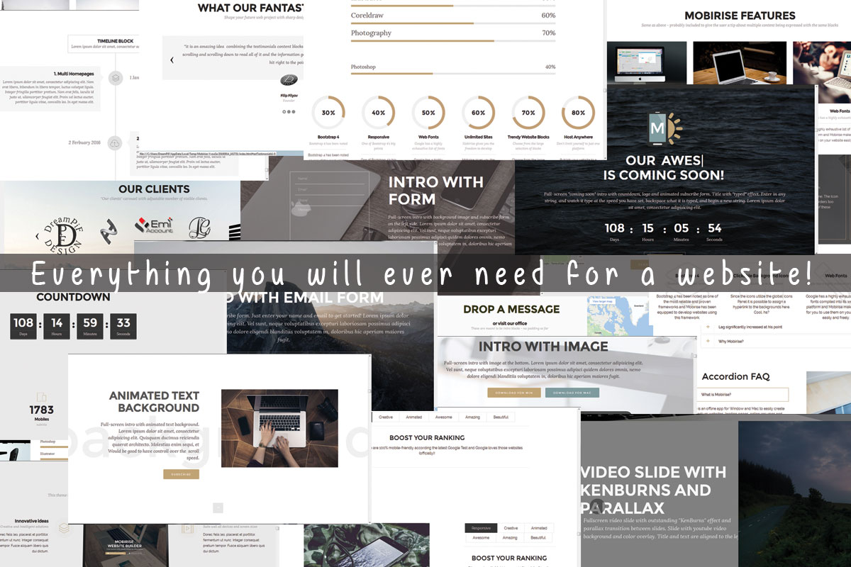 Offline Responsive Web Site Maker Review