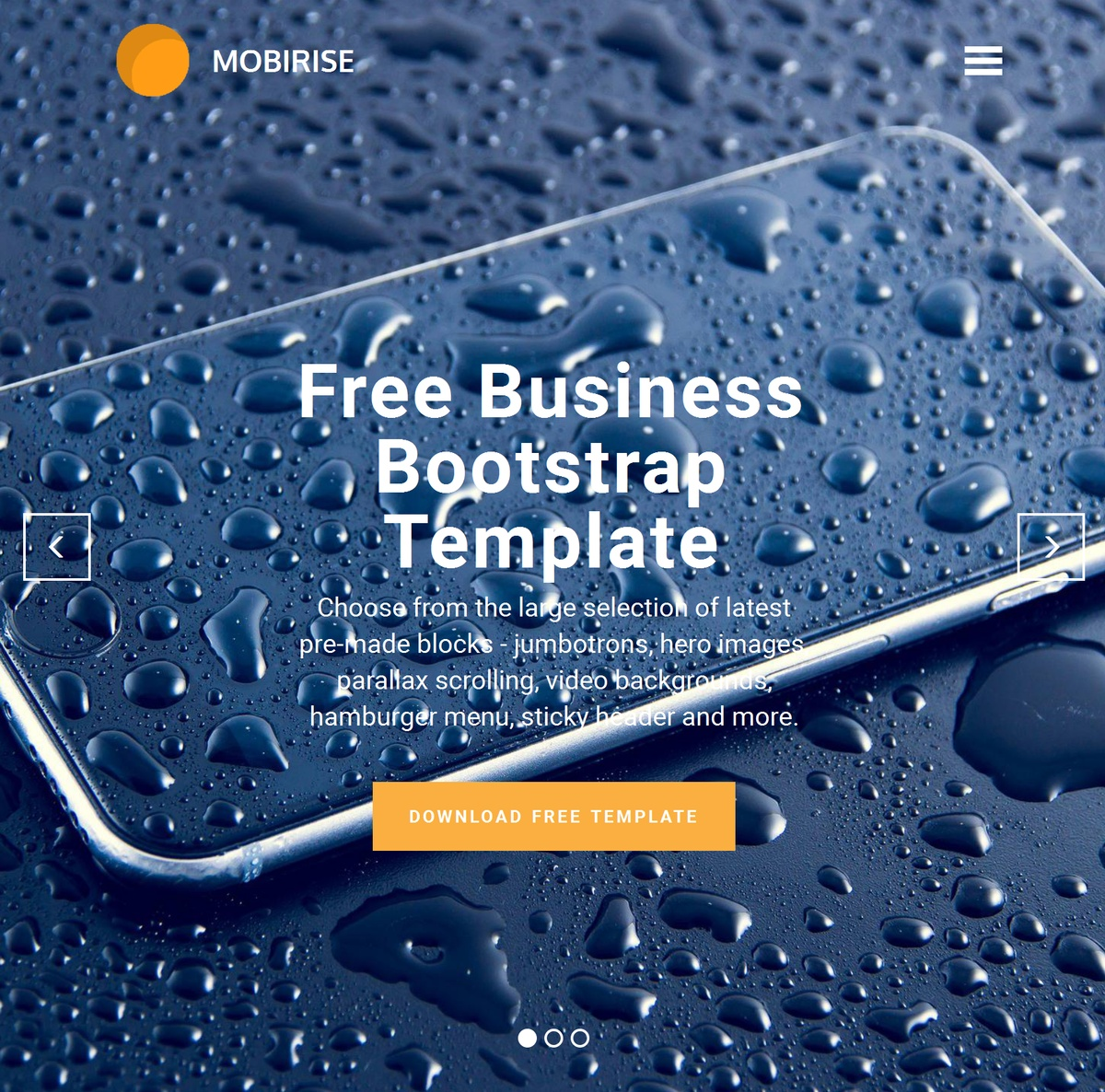 HTML Responsive  Templates Themes Extensions