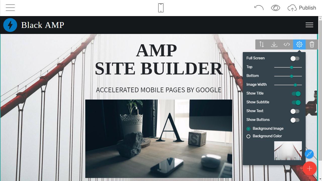AMP Page Creator