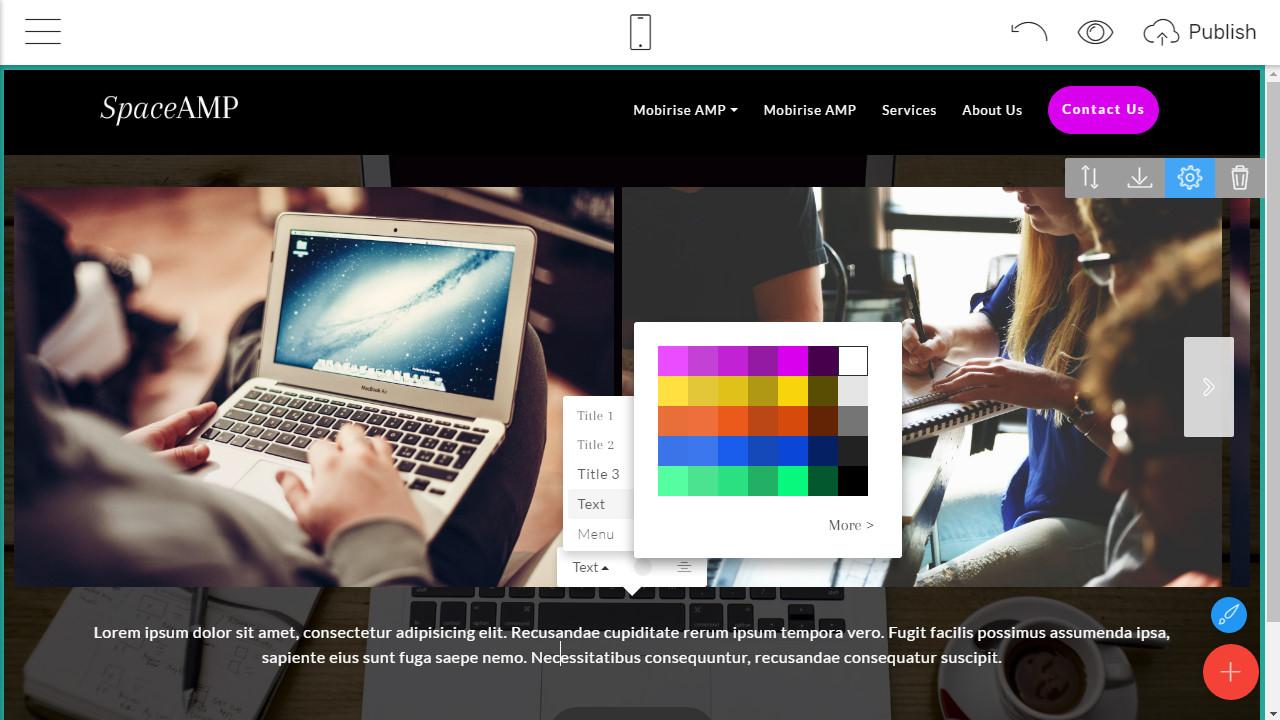 responsive website design software