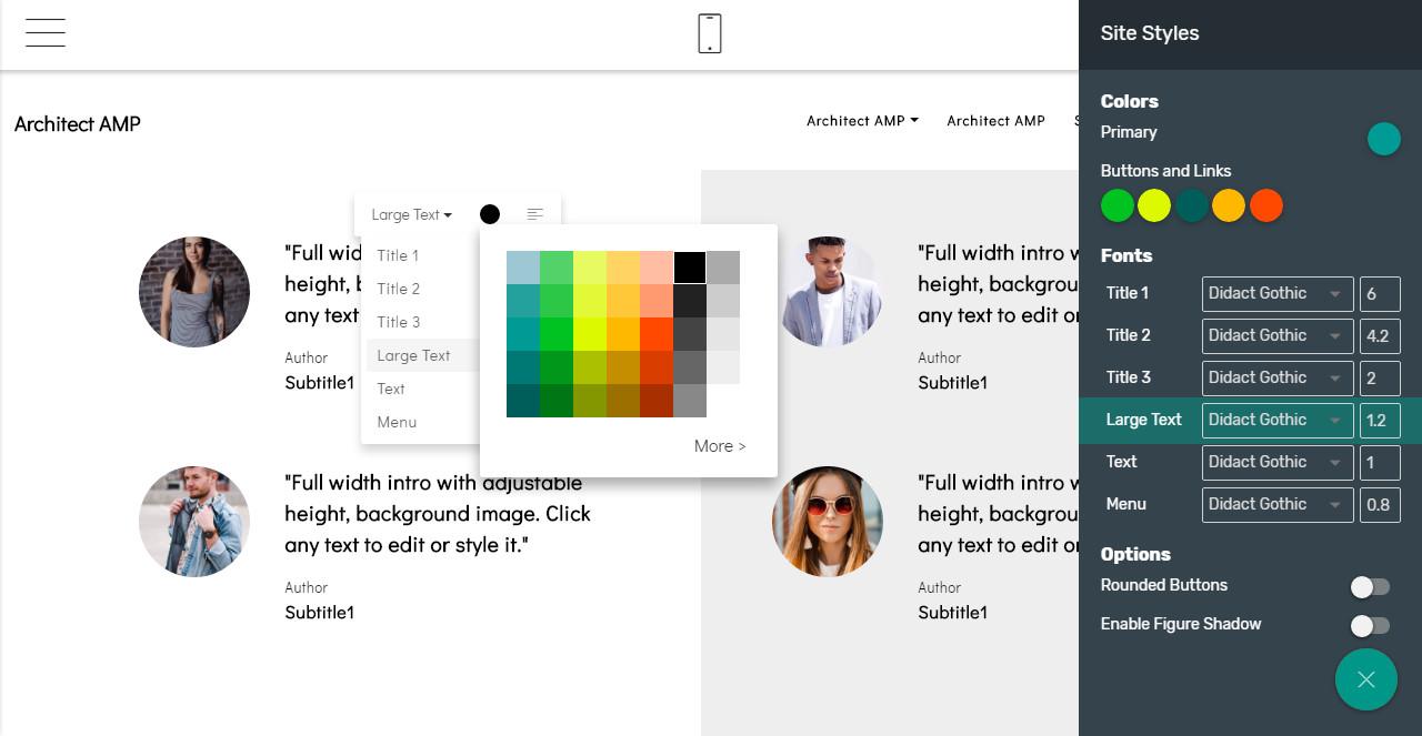 website designer software
