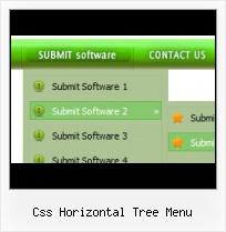 Css Horizontal Tree Menu Template